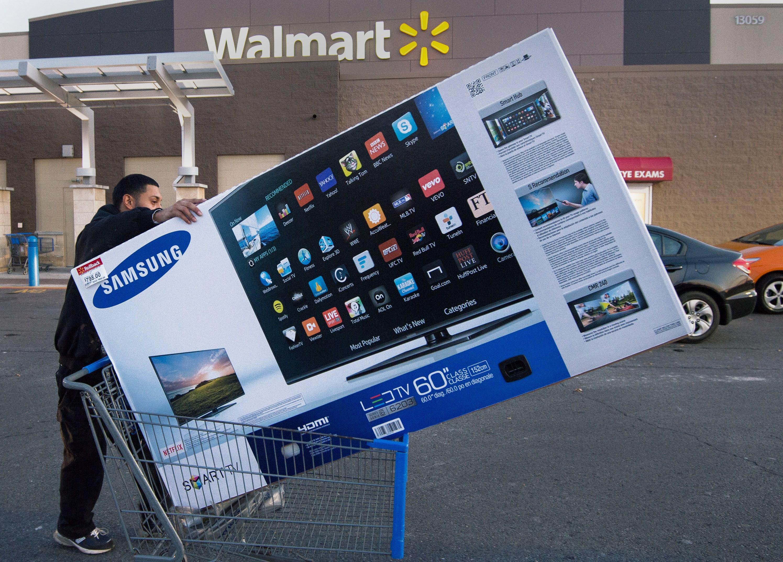 Walmart Black Friday Deal Samsung Led Tv Sale May Be Best Money