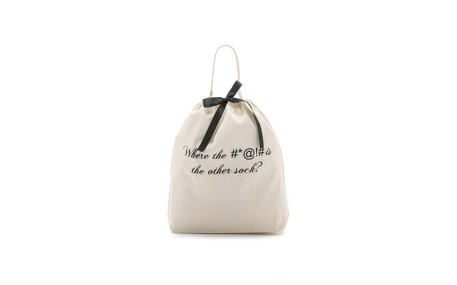Bag All Lost Sock Travel Bag Gift Guide Under $25