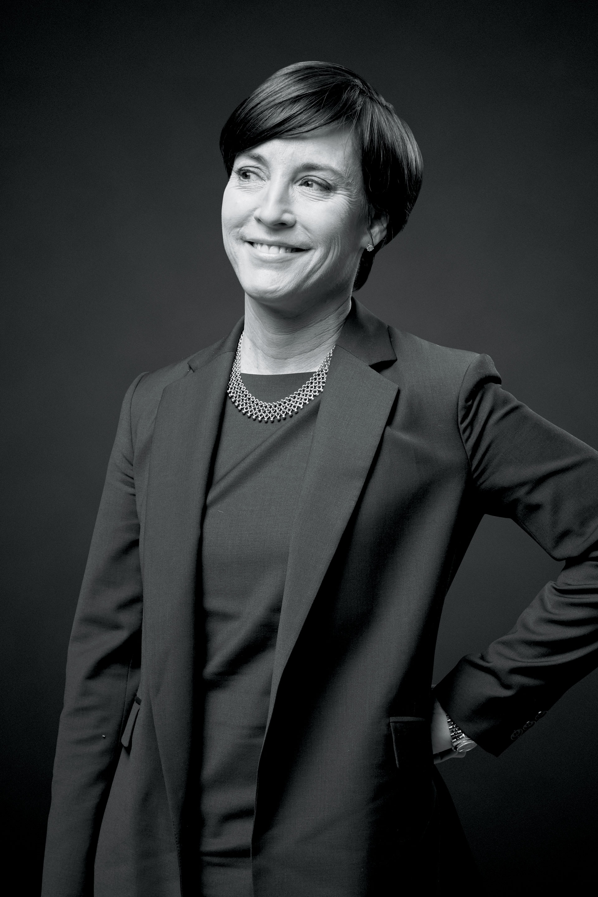 Sarah Ketterer, Chief executive officer and portfolio manager for Causeway Capital