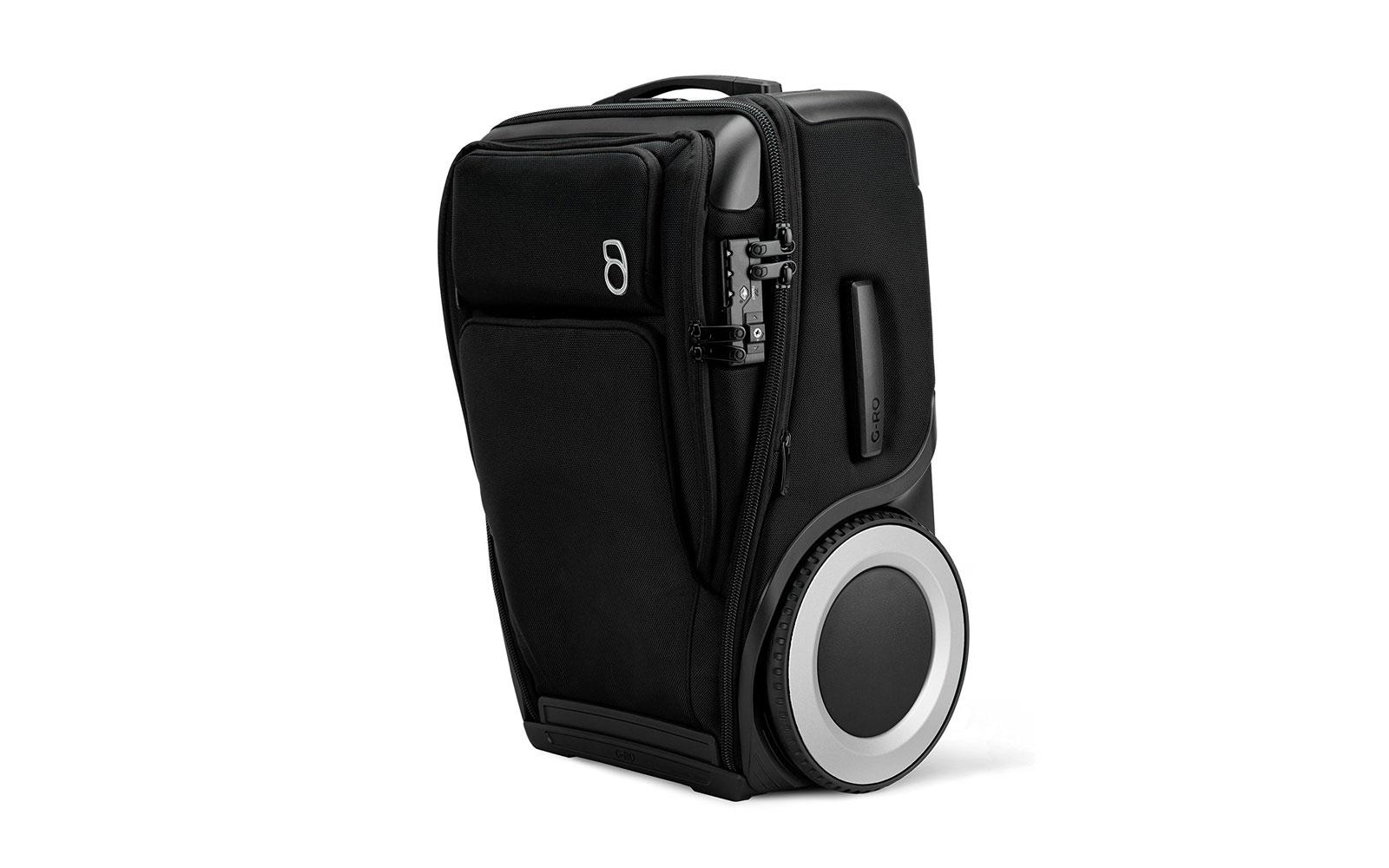 g-ro smart luggage