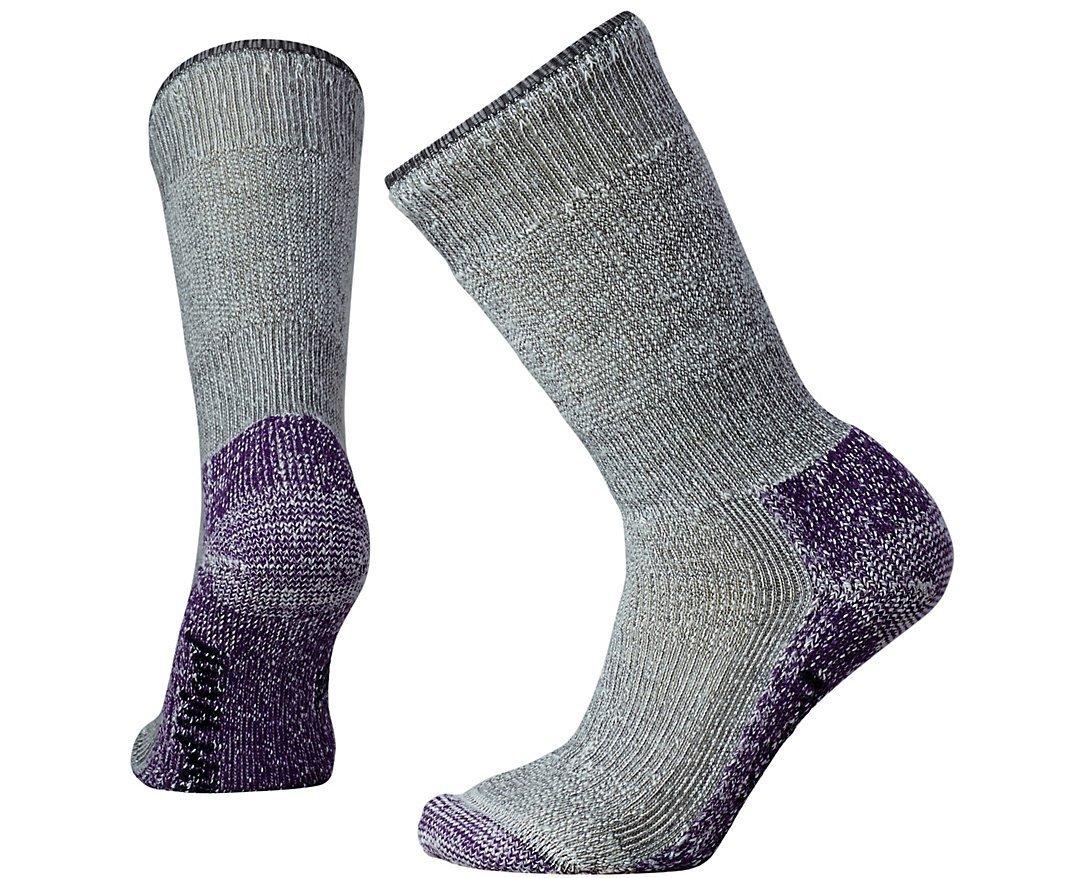 Extra-heavy cushion Smartwool socks