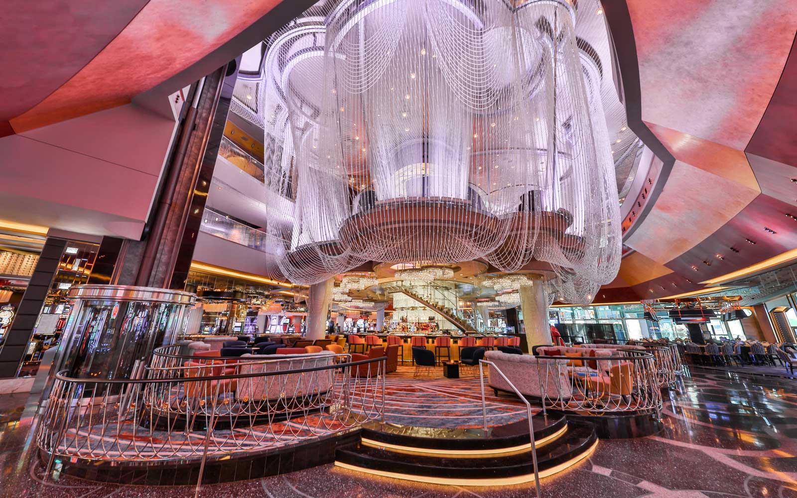 The Chandelier at The Cosmopolitan Las Vegas
