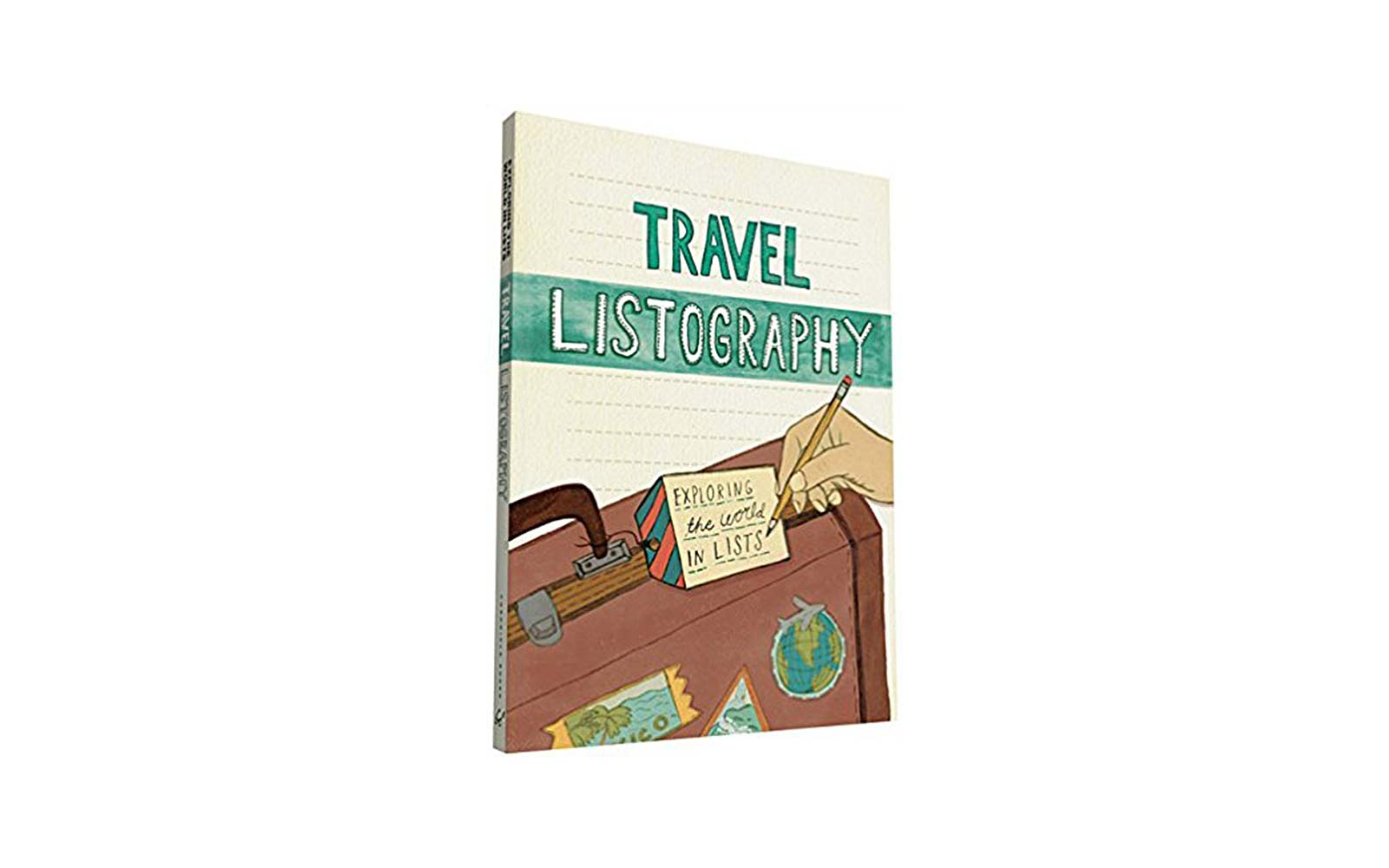 Travel Listography Book Gift Guide Under $25