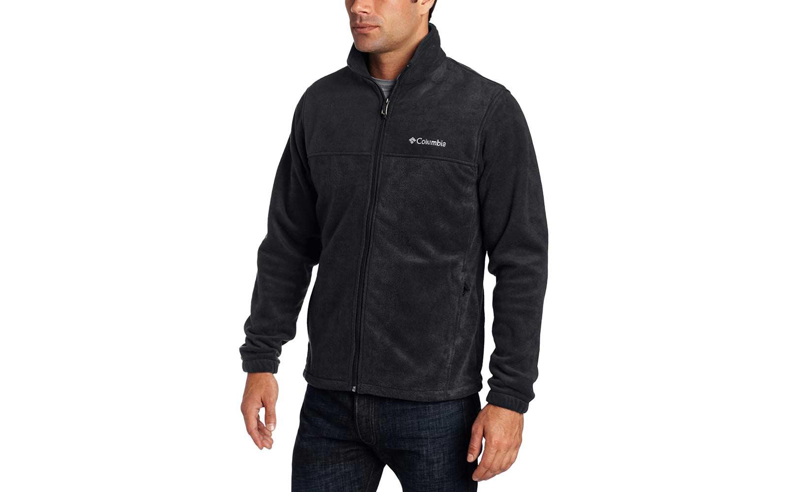 Columbia Steens Mountain Front Zip Fleece Jacket