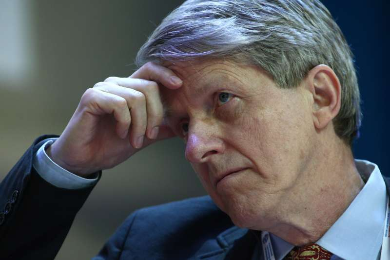 Robert Shiller, the Nobel Prize winner in economics and author of  Irrational Exuberance.