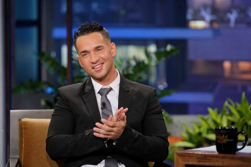 Mike  The Situation  Sorrentino during an interview in 2012.