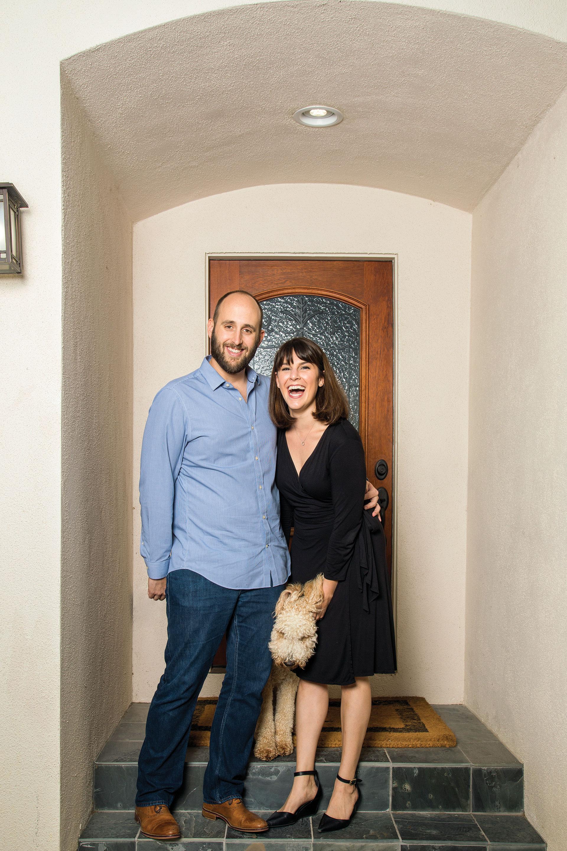 Warren and Lauren Hicks