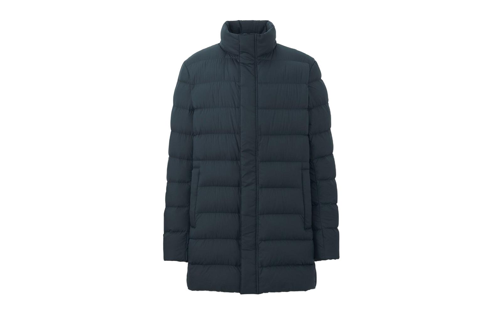 Uniqlo Ultra Light Down Half Coat