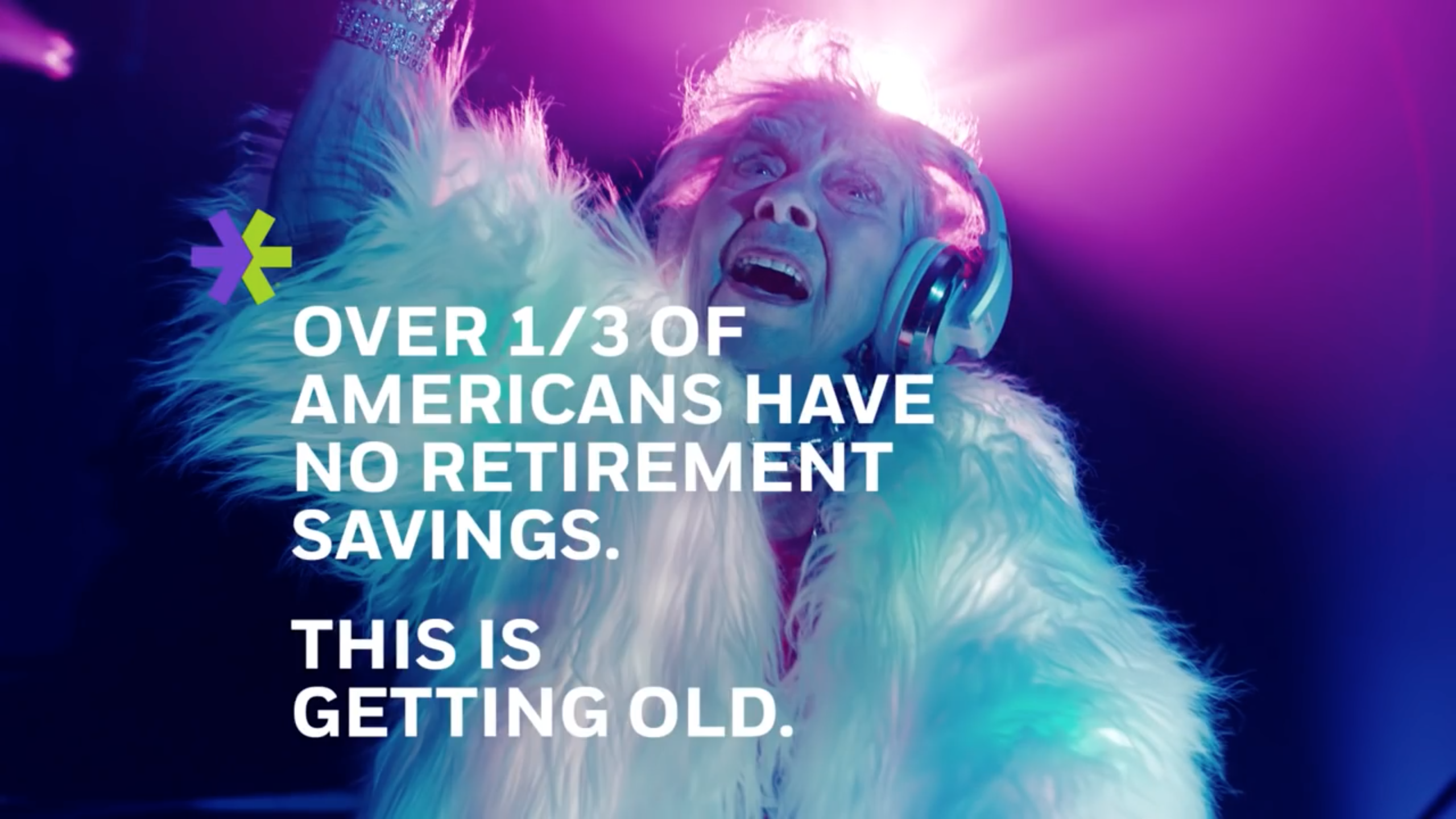 E Trade Super Bowl 2018 Retirement Commercial Shows Crisis Money
