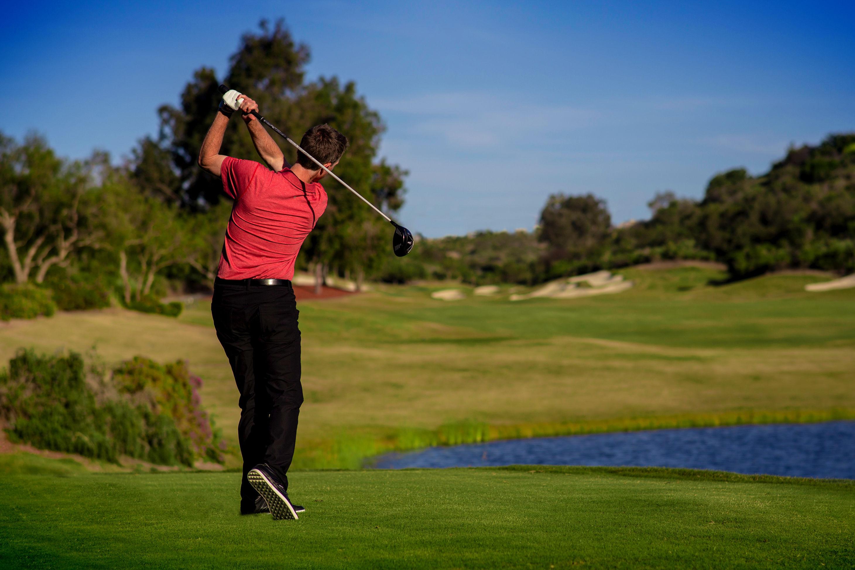 Blast Golf Swing and Stroke Analyzer
