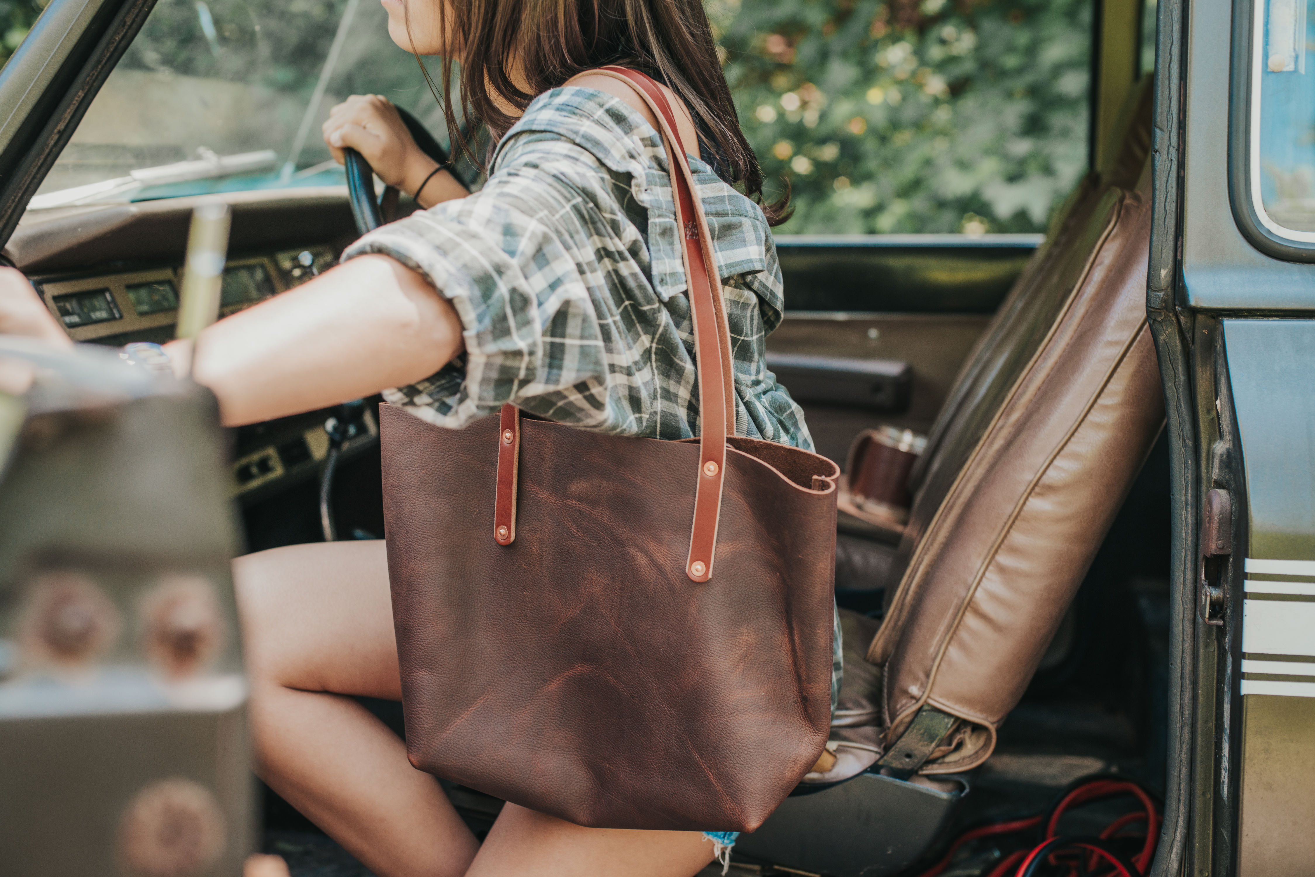 Go Forth Goods The Avery Tote