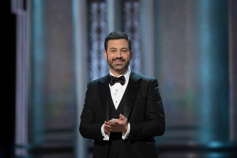 Jimmy Kimmel at the 89th Oscars on Oscar Sunday, February 26, 2017, on the ABC Television Network.