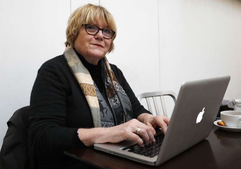 Writer Bridget Lawless is so sick of the violence that she has set up a book prize to reward crime novels  in which no woman is beaten, stalked, sexually exploited, raped or murdered.