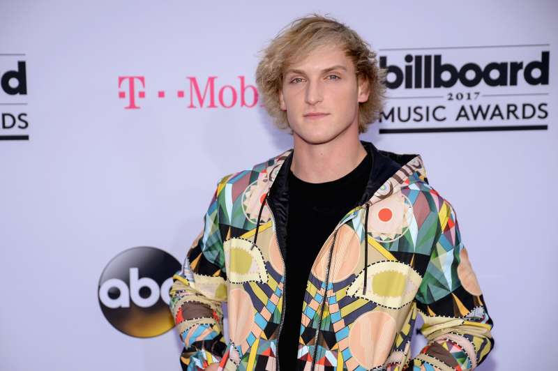 Actor Logan Paul attends the 2017 Billboard Music Awards at T-Mobile Arena on May 21, 2017 in Las Vegas, Nevada.