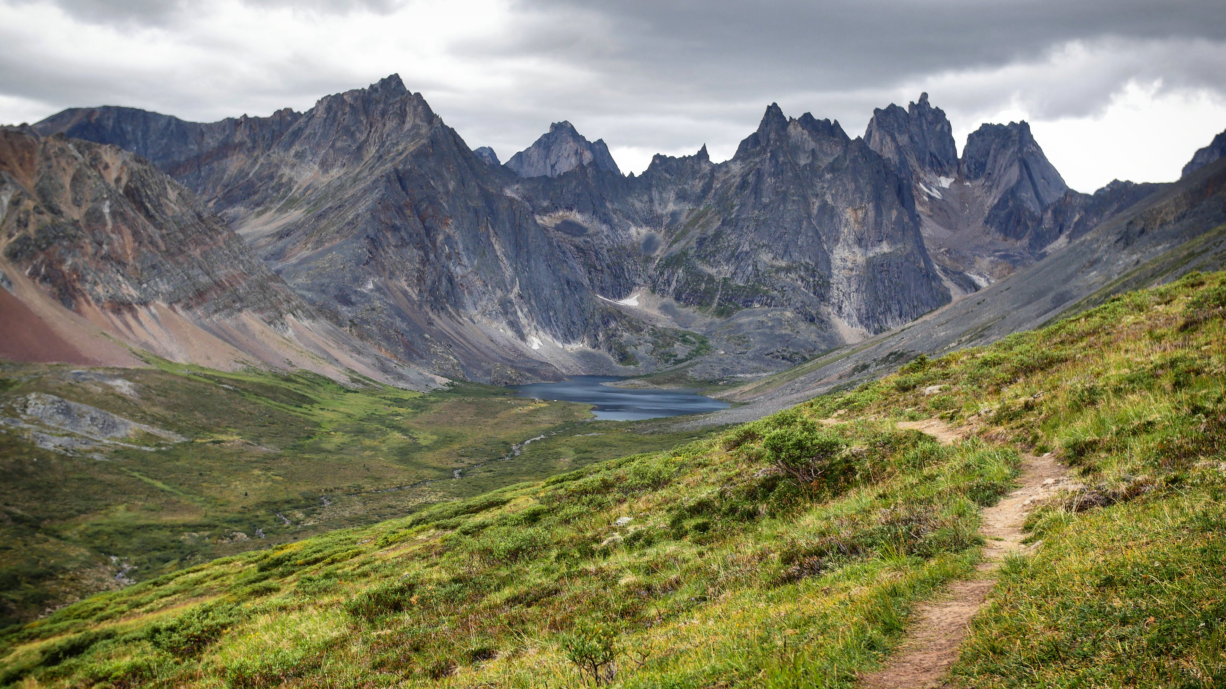 Tombstone Territorial Park, Yukon, Nick's favorite destination