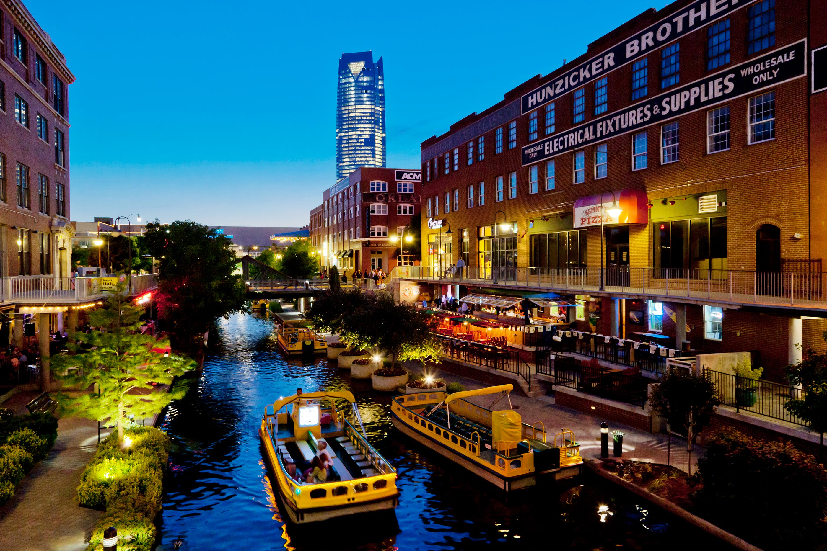 Oklahoma City, Oklahoma is one of the best places to travel in 2018