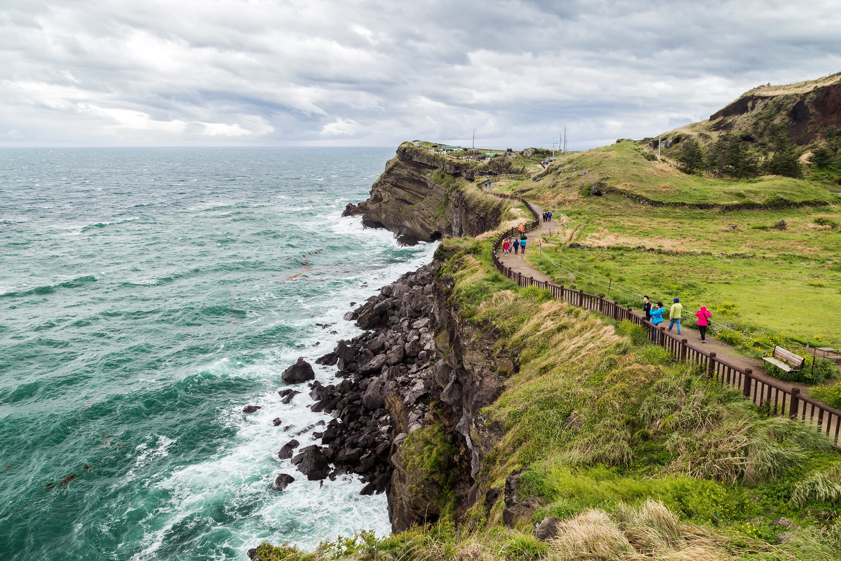 Jeju Island, South Korea is one of the best places to travel in 2018