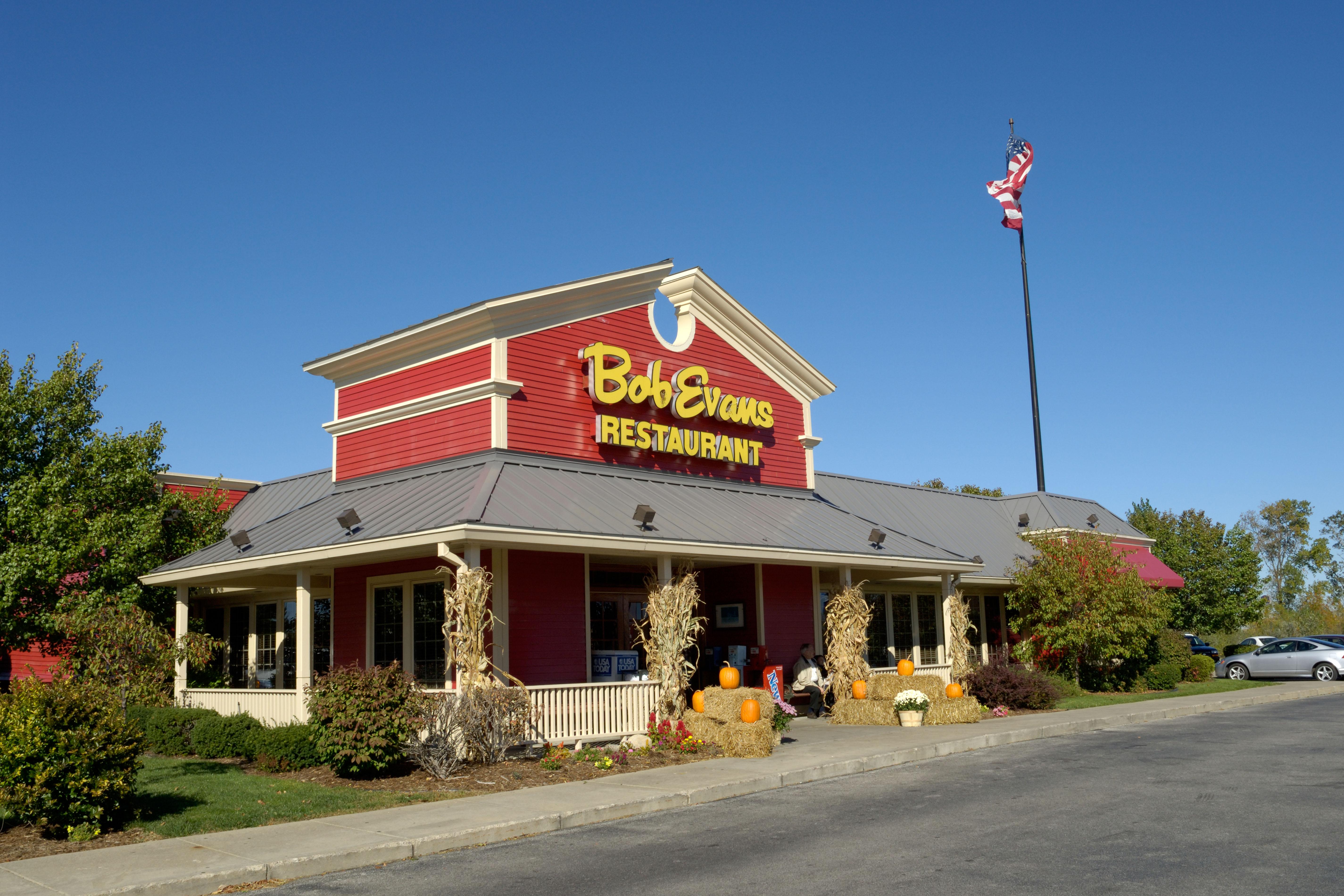 Bob Evans restaurant in Birch Run Michigan USA