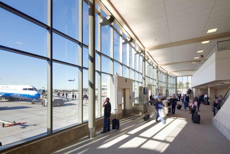 John Wayne Airport Terminal C  Santa Ana, California