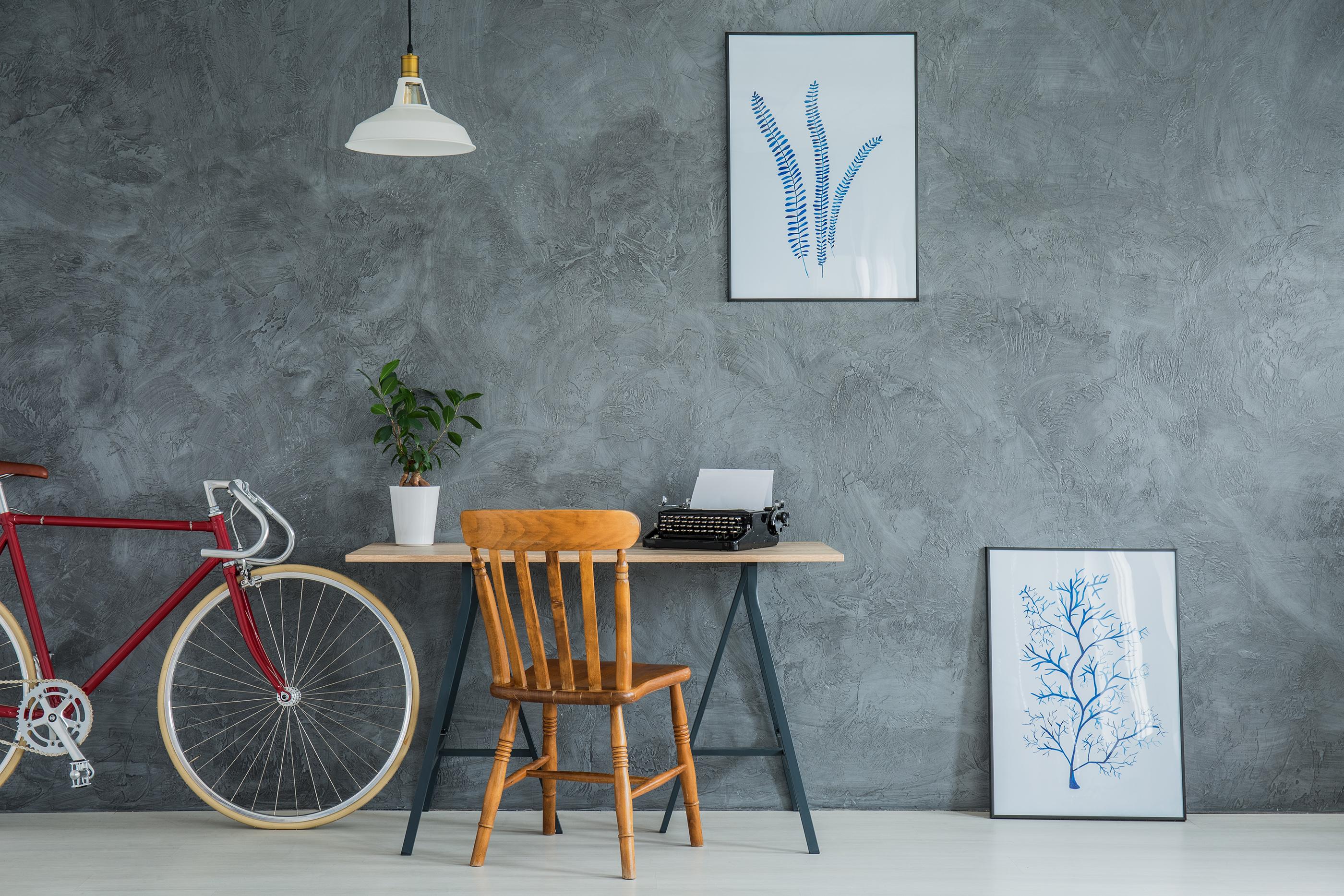 wall art home office