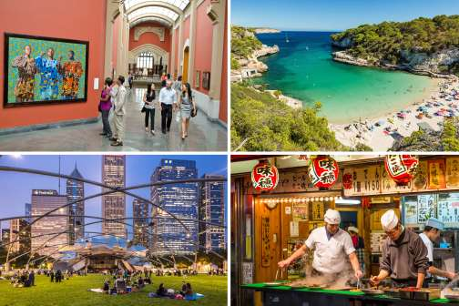 Answer These 5 Questions and We'll Tell You Where to Go on Vacation