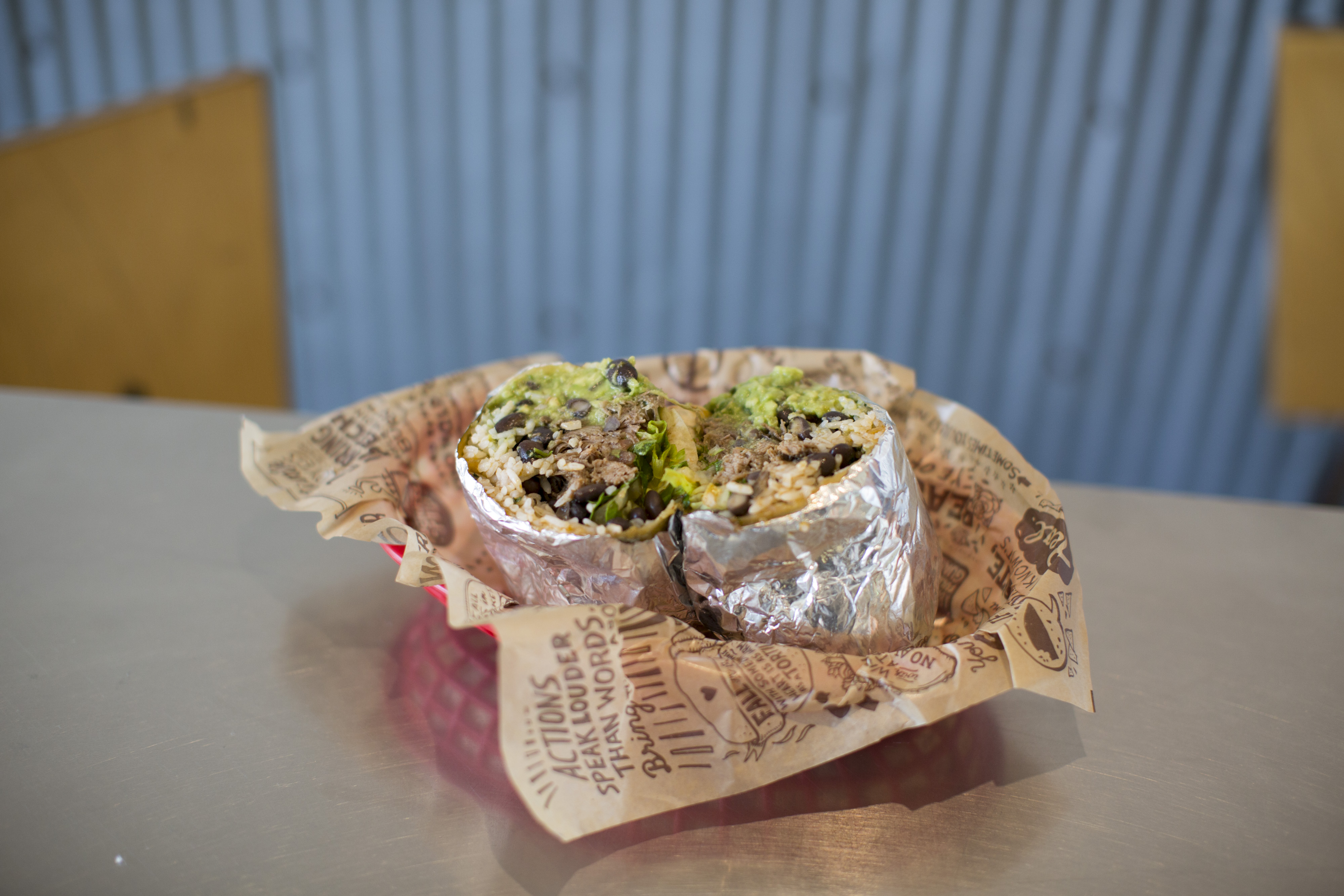 A Chipotle Mexican Grill Inc. Restaurant Ahead Of Earnings Figures