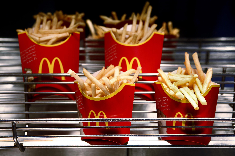 Macdonald's Restaurant In London