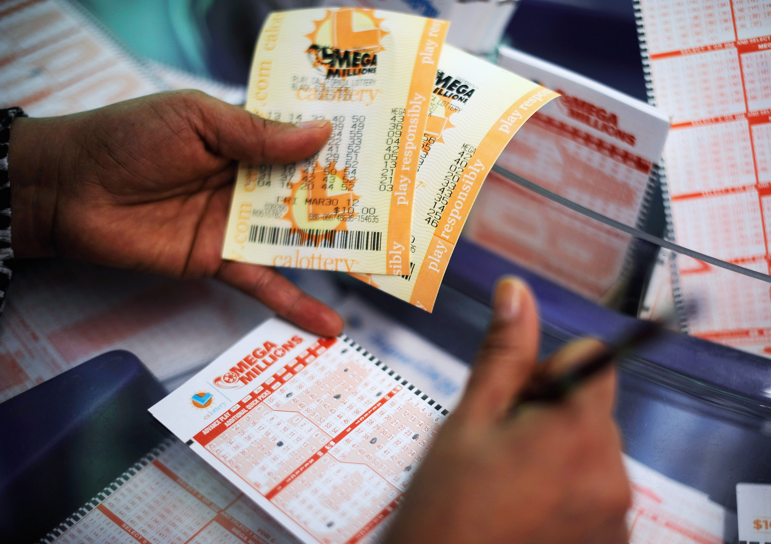 Mega Millions Jackpot Tickets Cut Off Time Drawing Time Money