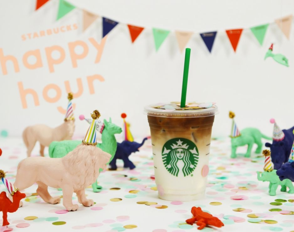 Starbucks is reviving its happy hour deal, but with a new twist.