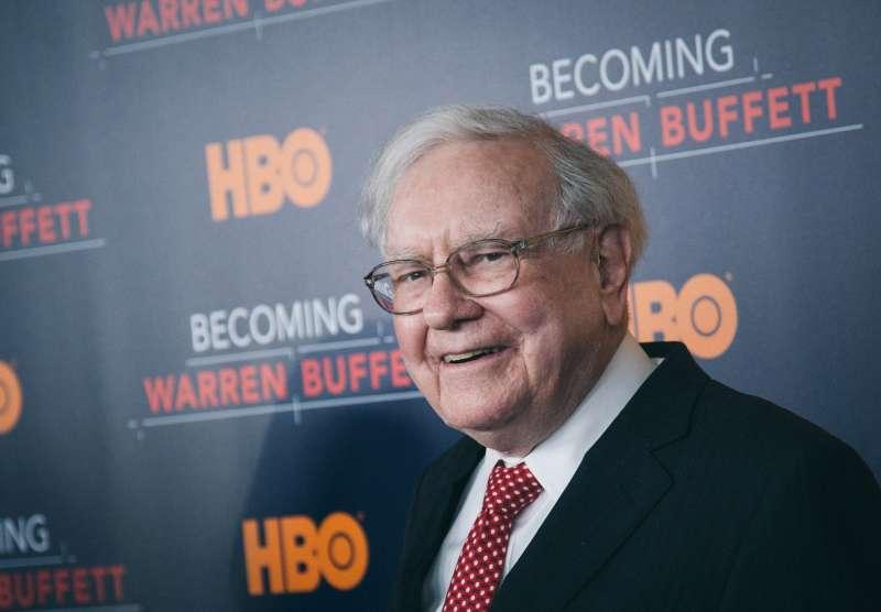 Warren Buffett attends the  Becoming Warren Buffett  World Premiere at The Museum of Modern Art on January 19, 2017 in New York City.