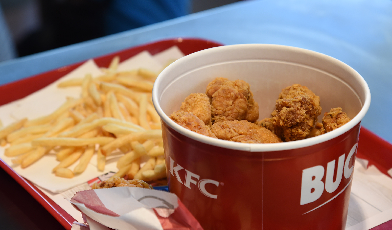 Kentucky Fried Chicken Opening In Milan