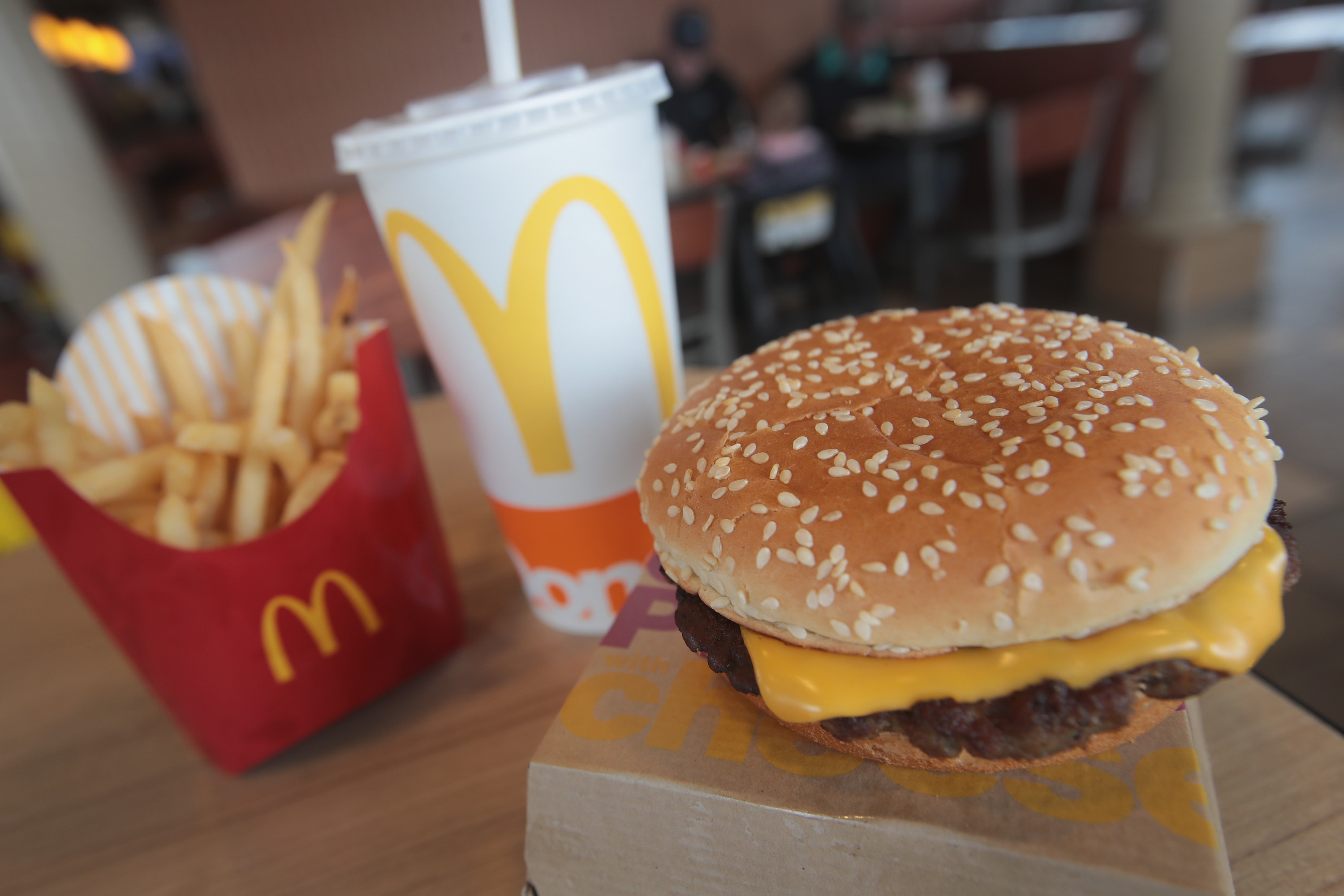 McDonald's To Use Fresh Meat In Its Quarter Pounders