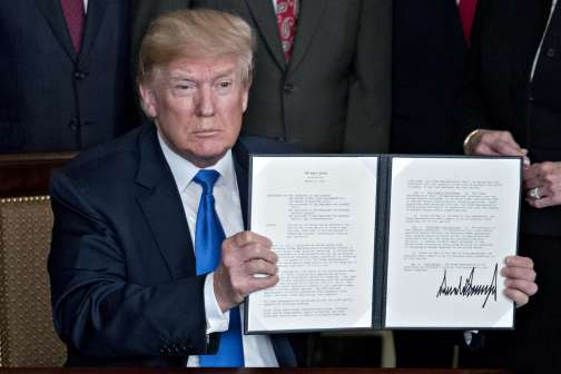 Trump's Escalating Trade War Has Already Cost $1 Trillion. Here's How