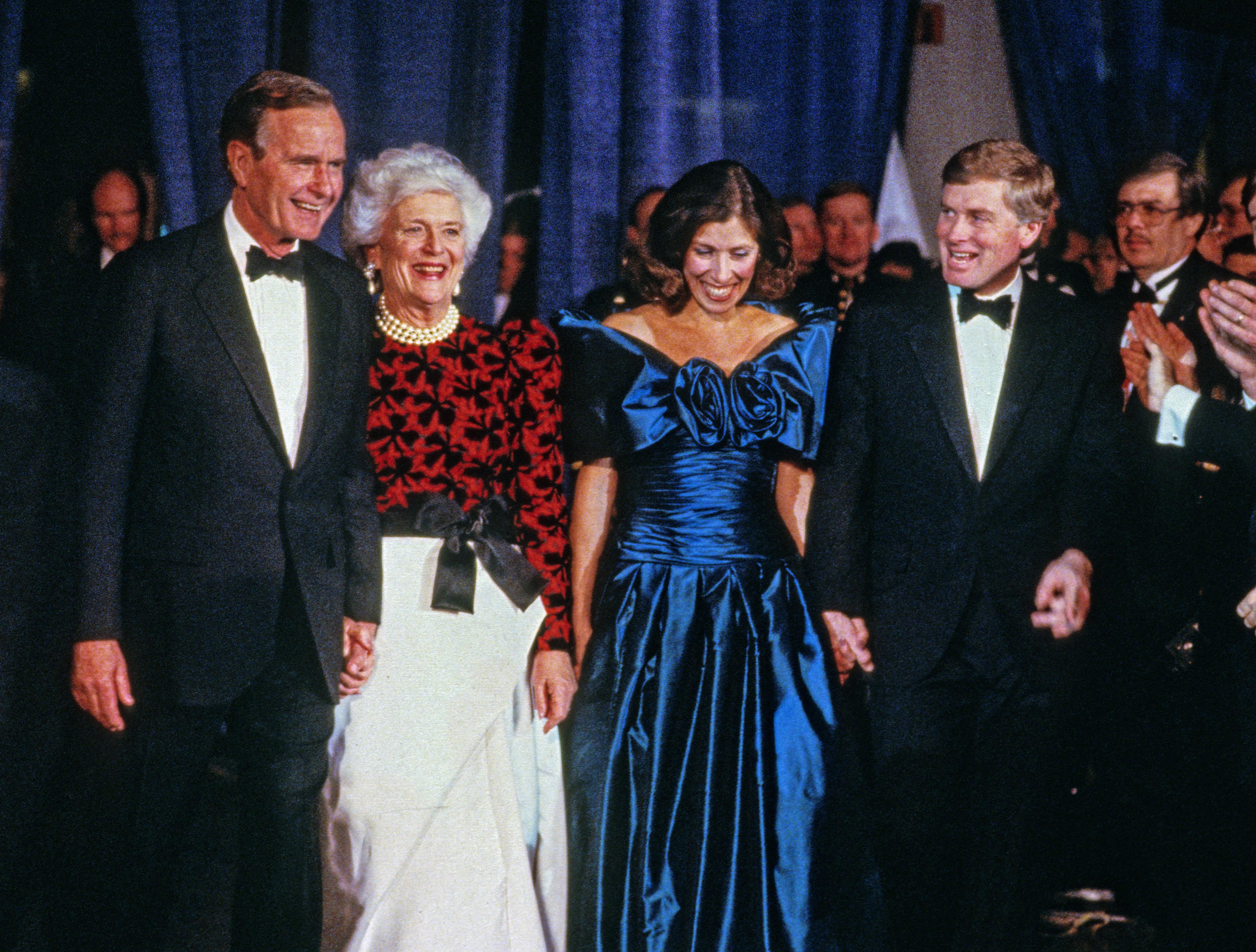 Bush-Quayle Inauguration Ball