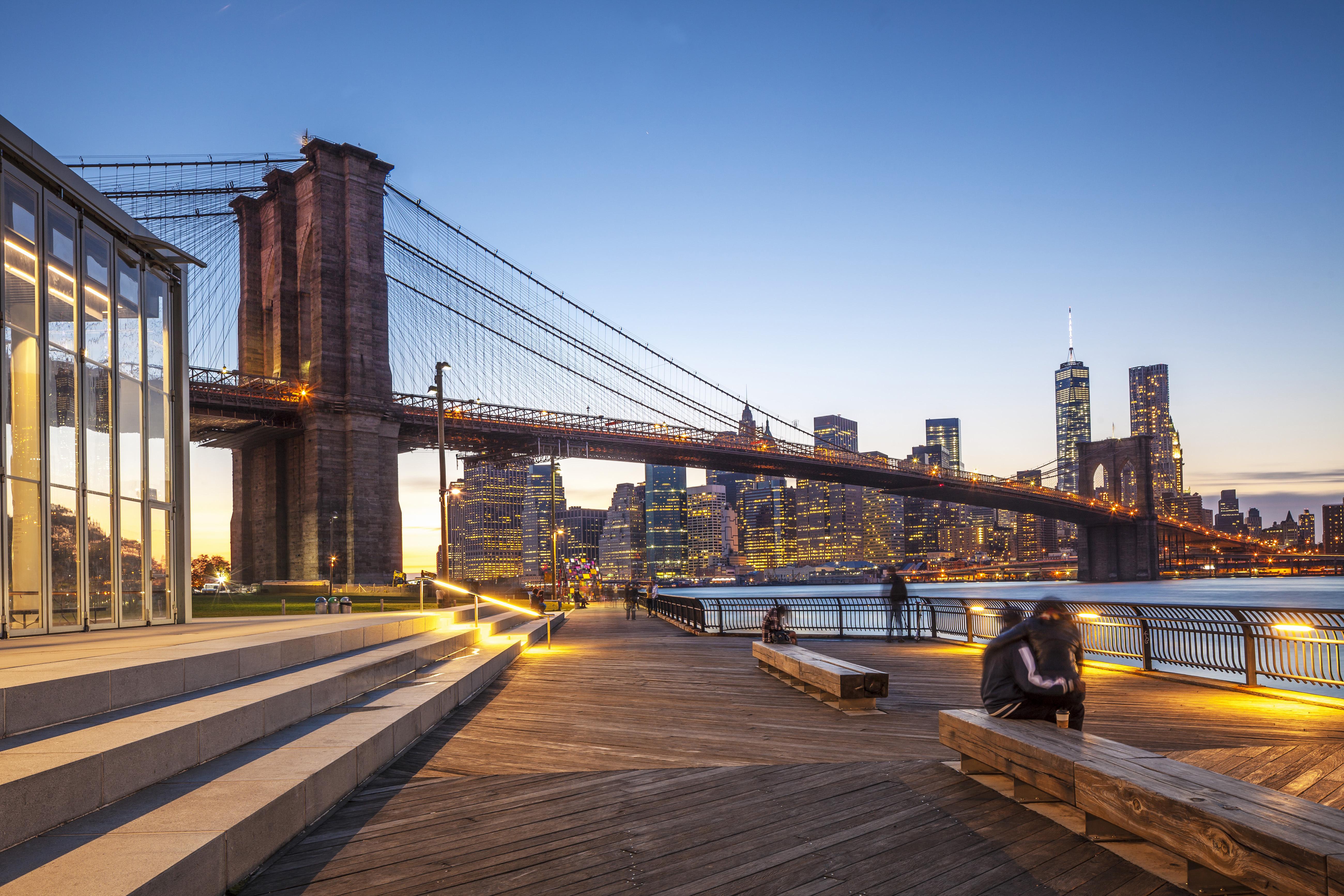 Brooklyn waterfront
