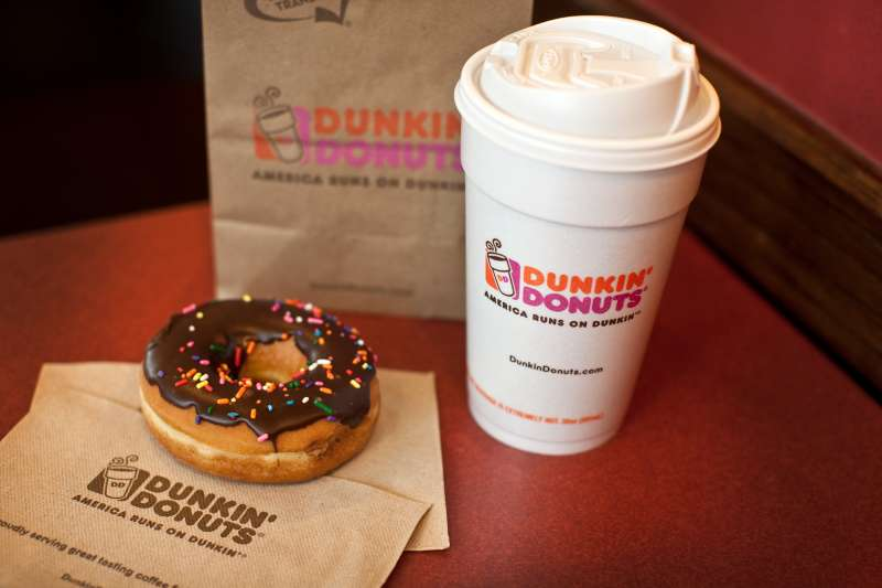 For National Donut Day 2018 on Friday, June 1, Dunkin Donuts will give you a free donut with the purchase of any beverage.