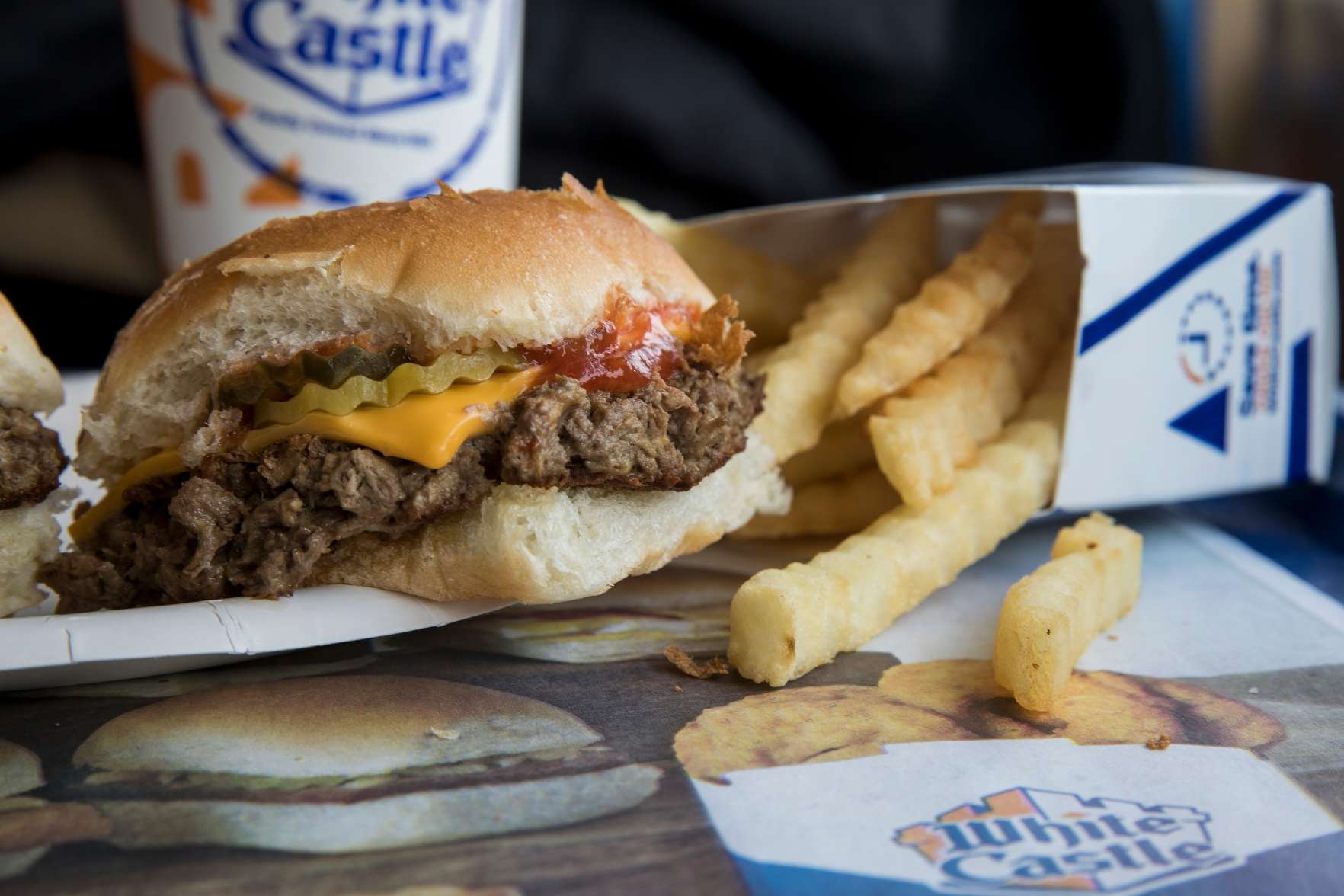 White Castle's National Slider Day is being celebrated Tuesday, May 15, with free sliders for all customers.