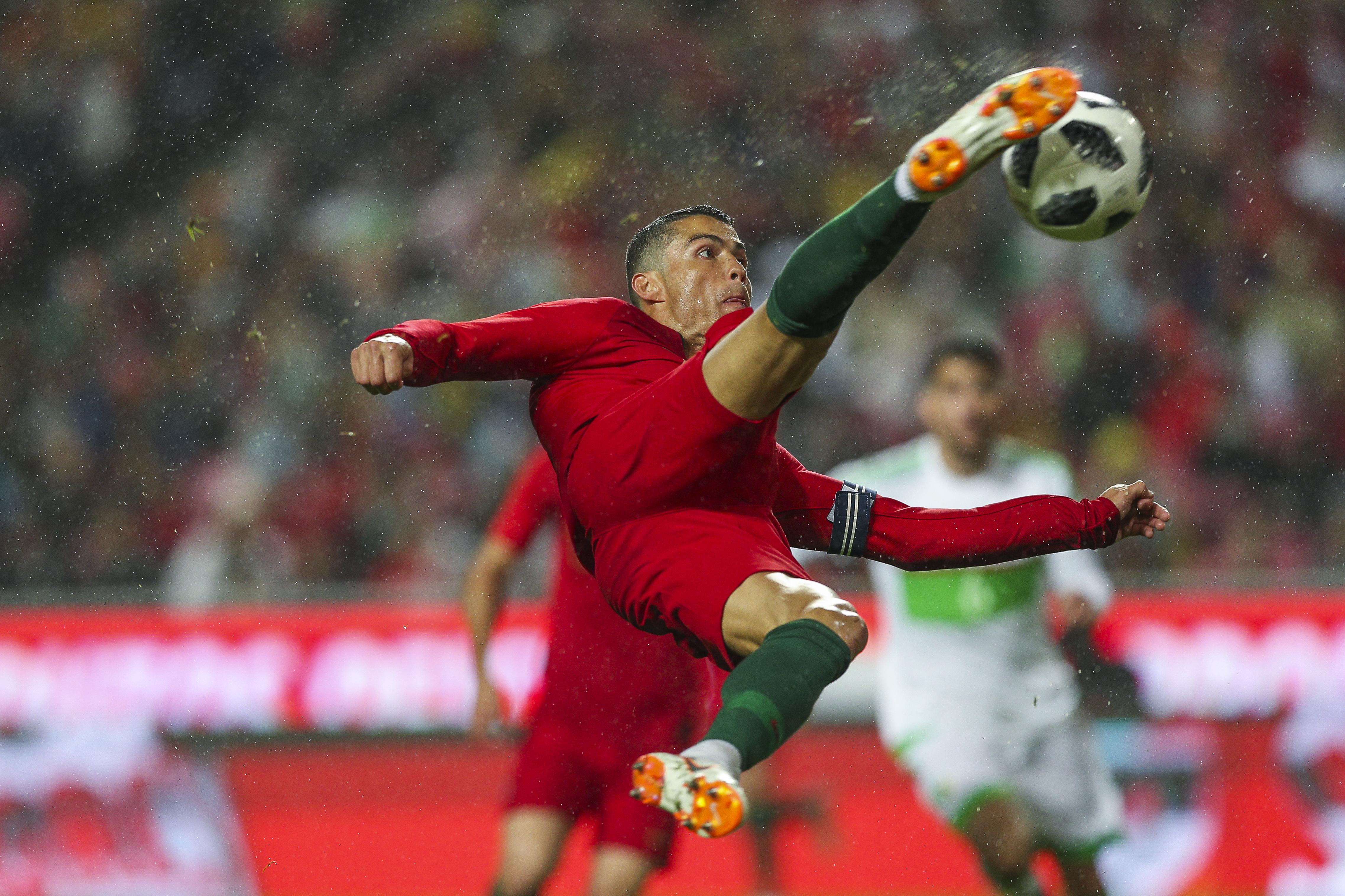 Soccers Cristiano Ronaldo Confirms Documentary