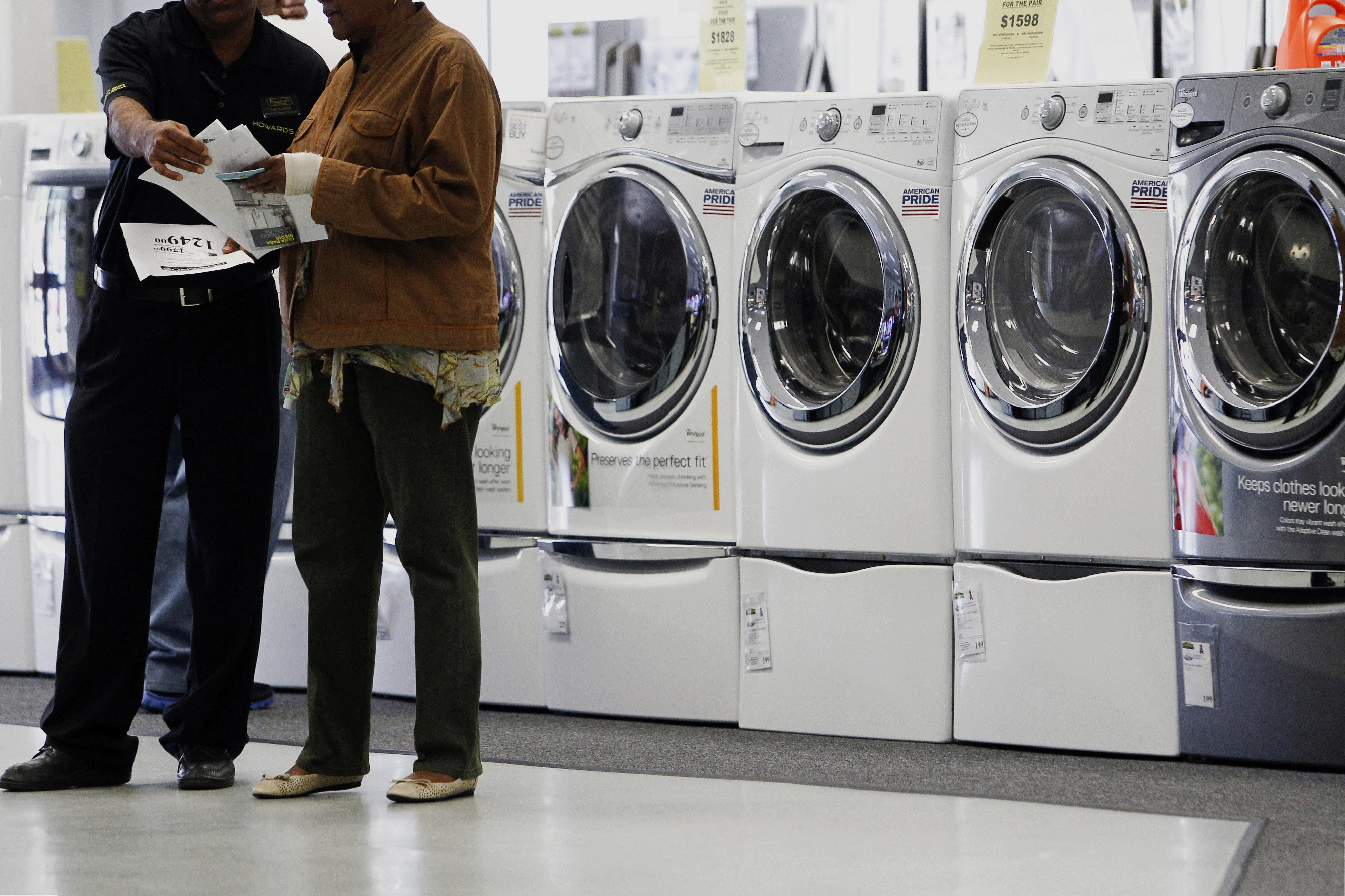 Inside A Whirlpool Retailer Ahead Of Earnings Figures