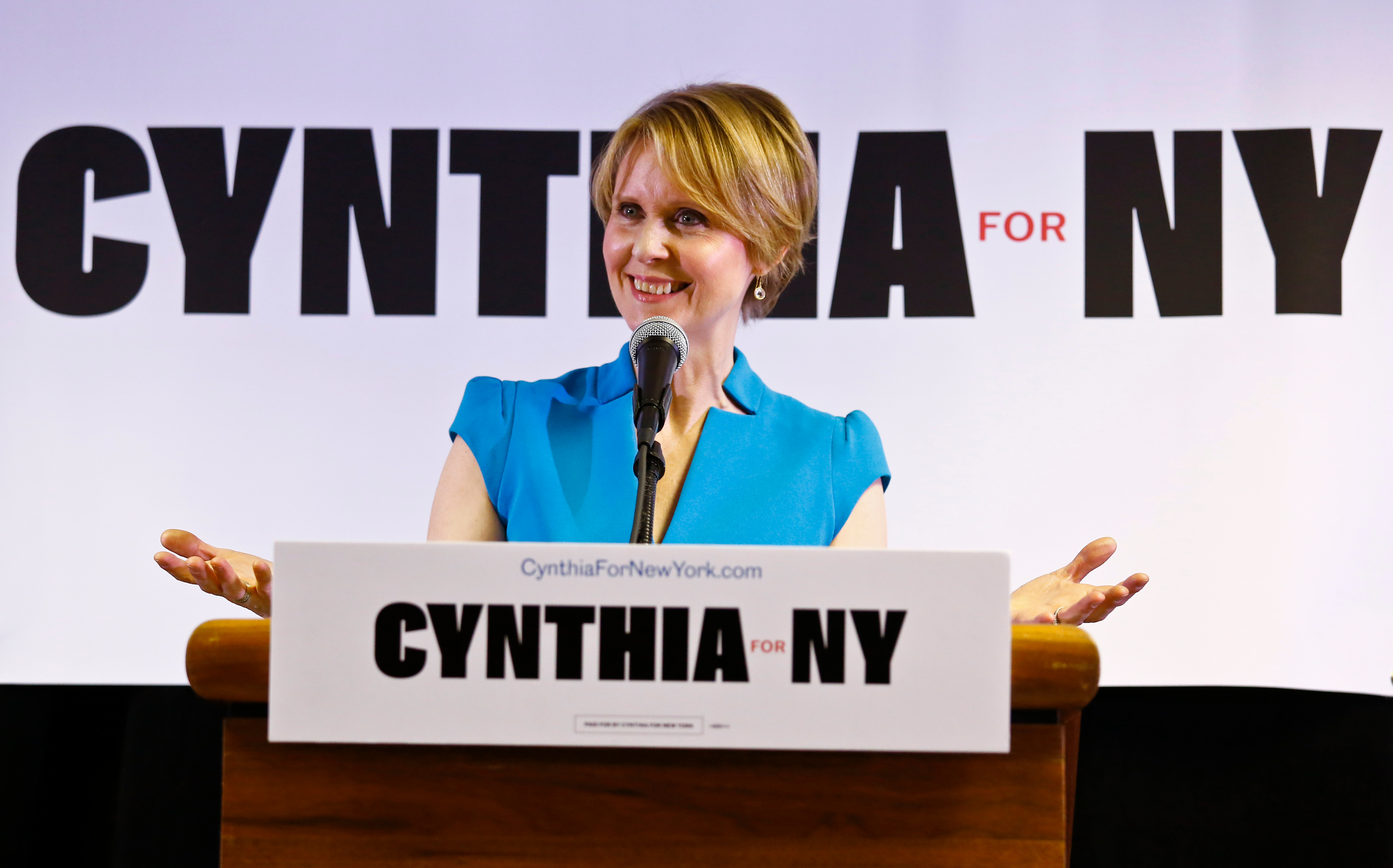 'Sex and the City' Star Cynthia Nixon Is Running for New York Governor. Here Are All the Celebrities Giving to Her Campaign