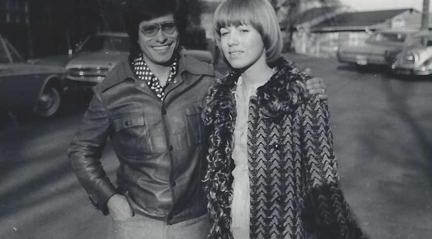 Barbara Corcoran and Ramone