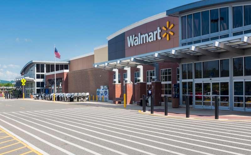 A Walmart superstore in Haymarket, Virginia.