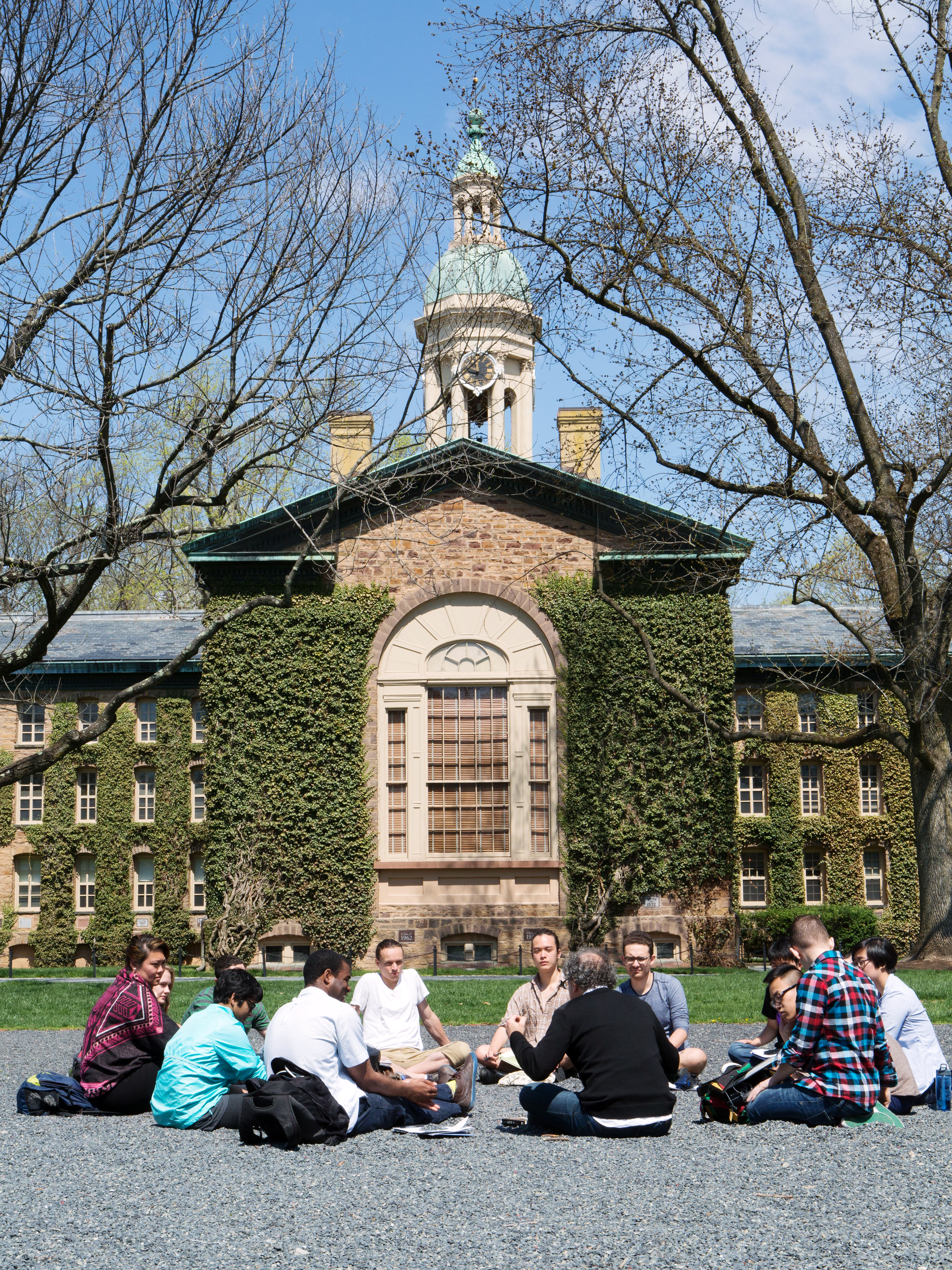 Princeton University takes the top spot for the third straight year.
