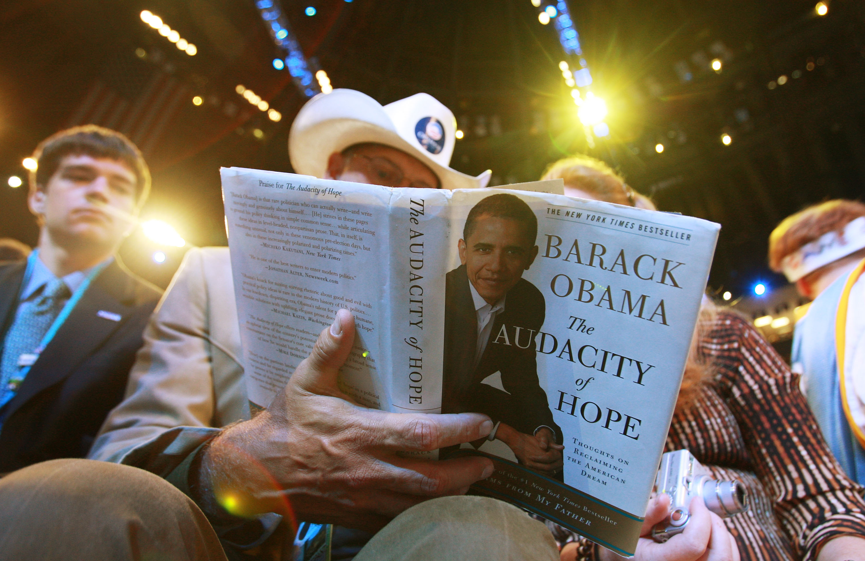 2008 Democratic National Convention: Day 2
