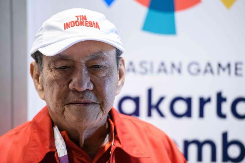 Billionaire tobacco tycoon Michael Bambang Hartono, 78, is competing in bridge for Indonesia