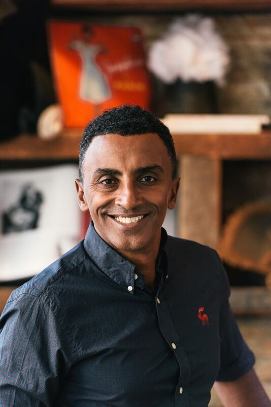 Booking.com Presents a Taste of Travel with Marcus Samuelsson