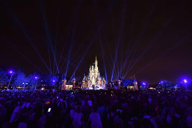 The Magic Kingdom at Walt Disney World in Florida on May 23, 2017.