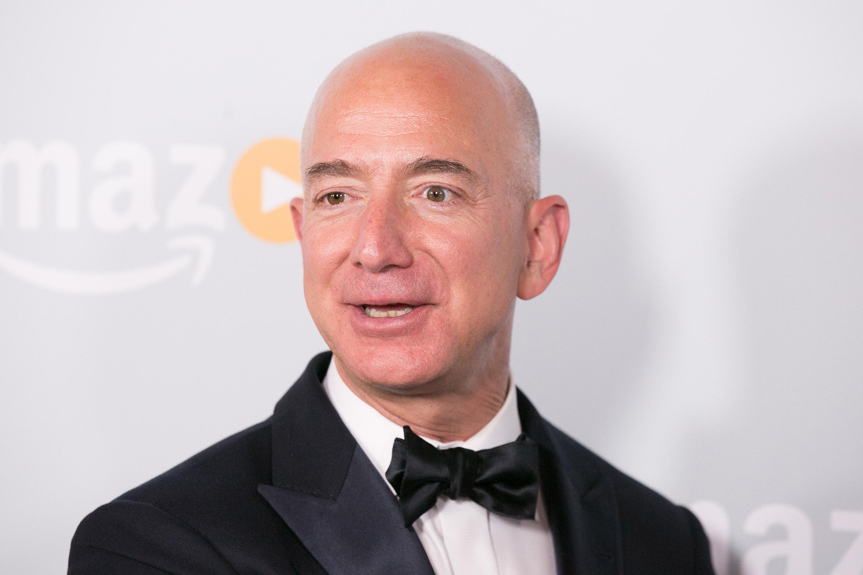 jeff bezos charity world s richest starts day one