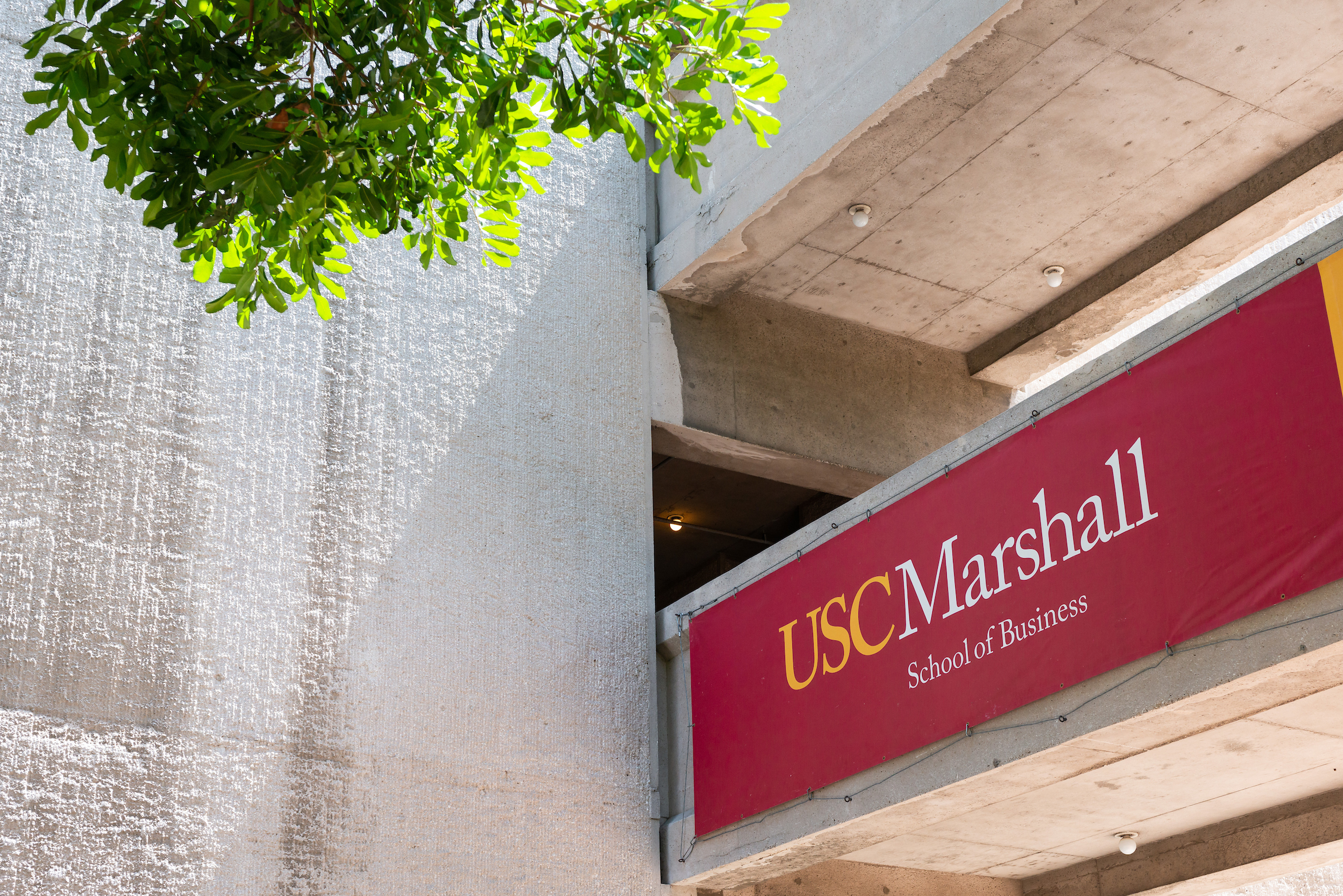 University of Southern California Marshall School of Business