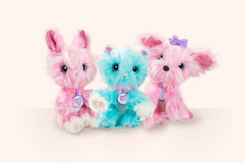 Scruff-a-Luvs, the hot new holiday toy from Moose Toys.